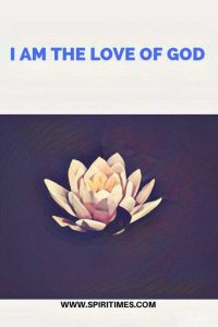 I AM The Love Of God