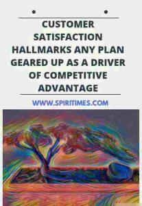 DRIVER OF COMPETITIVE ADVANTAGE
