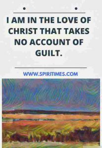 IN THE LOVE OF CHRIST