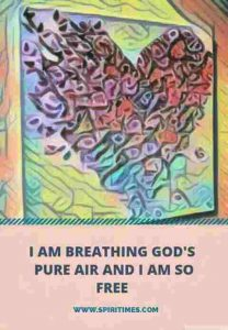 GOD'S PURE AIR