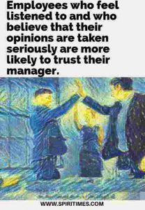 How To Build Trust With Your Staff